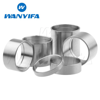 цена на Bicycle Accessories Titanium Ti Bike Washer Headset Spacer 1-1/8 (5/10/15/20/25/30mm) For Road Bike MTB Cycling Bike Stem