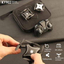 XKJ KY902 Mini Drone Quadcopter with 4K Camera HD Foldable Drones
