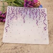 Пластиковая лента для тиснения, трафареты, шаблоны, формы для скрапбукинга, бумаги, карточек, сделай сам, фотоальбом, счастливая Пасха