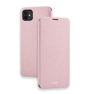 Image 3 - Housse MOFi pour iPhone 12 étui Pro housse en Silicone pour iPhone 12 Mini housse de luxe Silm pour iPhone 12 Pro coque Max