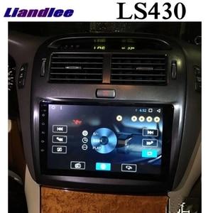 Image 2 - Liandlee Car Multimedia Player For Lexus LS LS430 XF30 For Toyota Celsior 2000~2006 NAVI CarPlay Radio IPS 9 Inch GPS Navigation