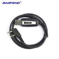 5r bf כבל USB תכנות Baofeng עבור UV-5R רדיו שני הדרך UV-6R UV-82HP UV-S9 GT-3TP BF-888S RT-5R כבל USB התוכנית מכשיר הקשר (1)