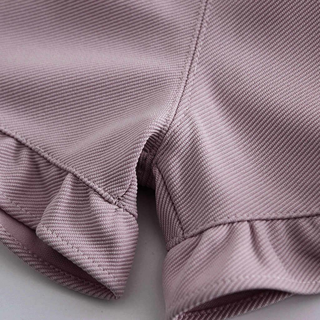 เสื้อผ้าเด็กผู้หญิงเสื้อผ้าเด็กลายแขนกุดด้านบน Suspenders กางเกงขาสั้นฤดูร้อนชุดเสื้อผ้าเด็กฤดูร้อนปีสาววันเกิด