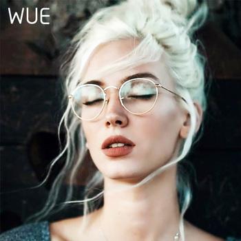 Okulary komputerowe okulary chroniące przed promieniowaniem niebieskim niebieskie światło okulary blokujące optyczne spektakl blokujący UV do gier filtr okrągłe okulary tanie i dobre opinie Stop Z poliwęglanu CN (pochodzenie) YJ072 46mm 48mm Unisex