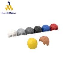 بيلدموك 98726 شعر مستعار صغير ، رقم 27 لبنات البناء أجزاء لتقوم بها بنفسك دمى هدايا الإبداعية البناء