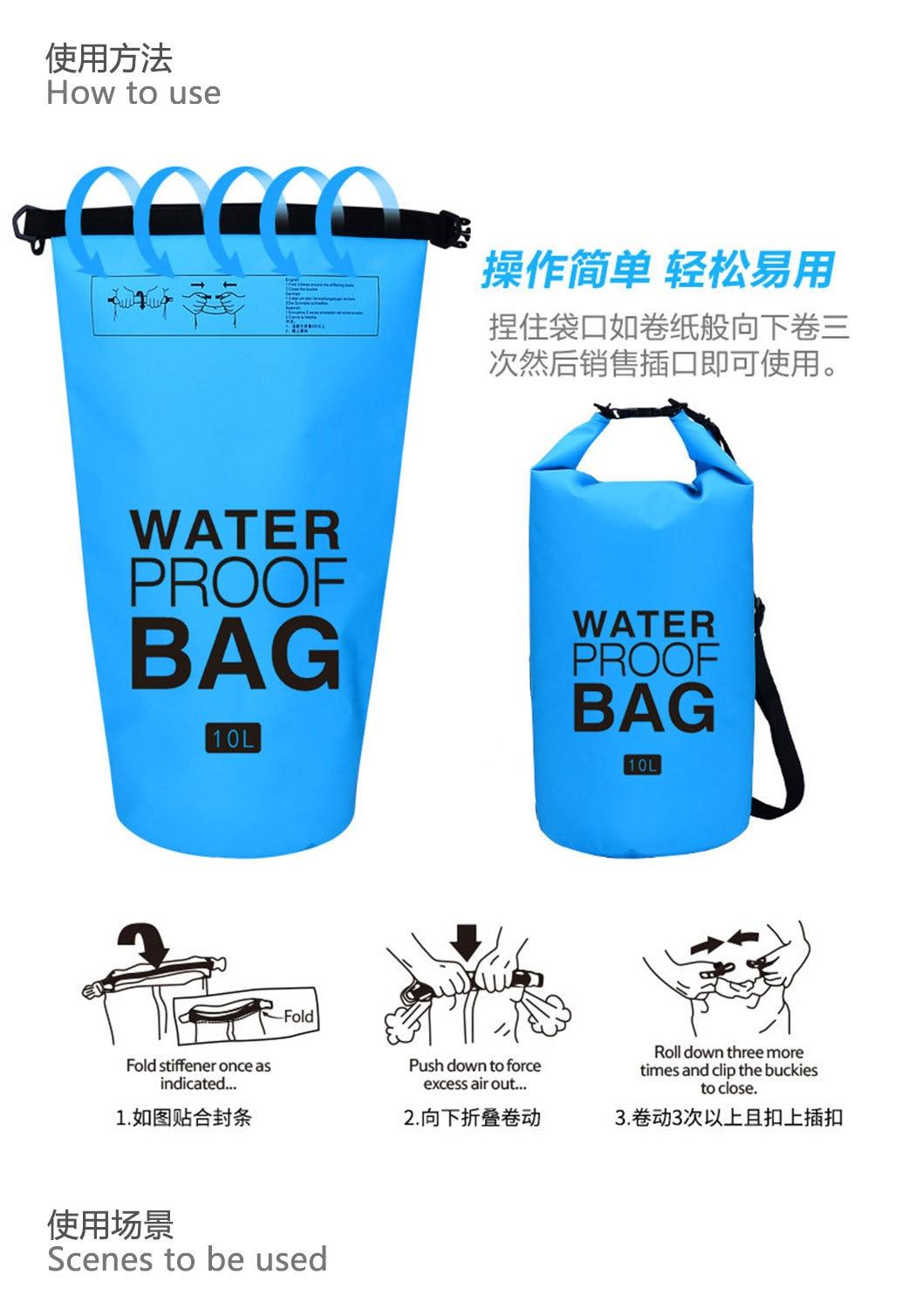 ao ar livre esportes aquáticos armazenamento blosa