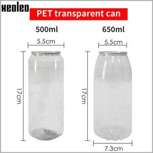 Image 2 - XEOLEO 55mm Cans sealer Drink bottle sealer Beverage seal machine for 330ml/500/650ml PET Milk tea/Coffee Can sealer 220V/110V