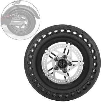 Electric Scooter Rear Tire Wheel Hub Disc Brake On For Xiaomi Mijia M365 Electric Scooter Tire Rear Wheel Hub Brake Disc цена 2017