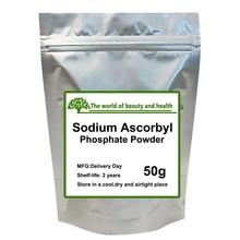 Sodium Ascorbyl Phosphate Powder ,Reduce Wrinkles,Cosmetic Raw,Skin Whitening Delay Aging