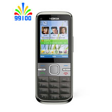 Unlocked Cell phone Nokia C5 C5-00  3G phone GSM/WCDMA (phone +battery+charger) 3.2MP/5.0MP camera