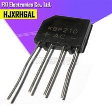 10 pces kbp210 2a 1000v ponte retificador novo original