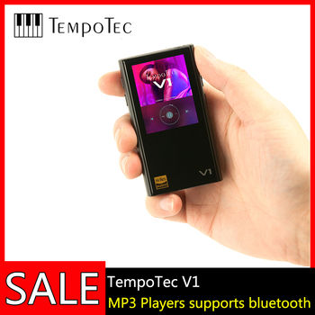 MP3 Players TempoTec Variations V1 Hifi Digital WITHOUT analog and supports bluetooth LDAC IN&OUT for USB DAC&AMPLIFIER portable
