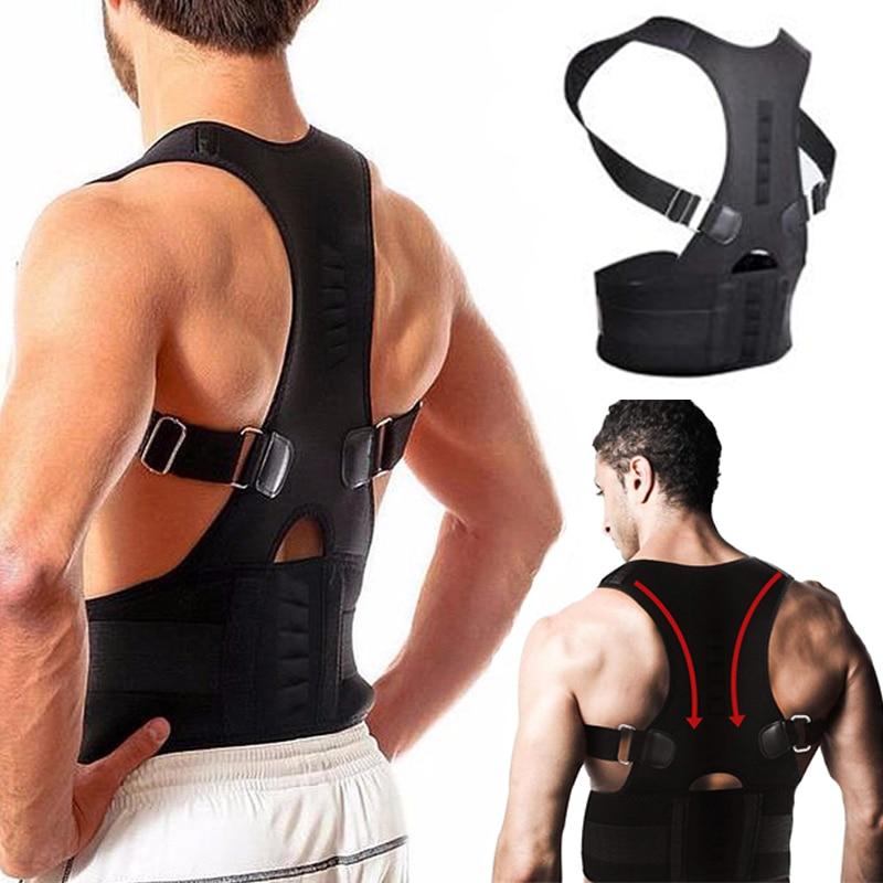 Adjustable Posture Corrector Back Brace Shoulder Lumbar Spine Clavicle Support Belt Corset Posture Correction for Dropshipping
