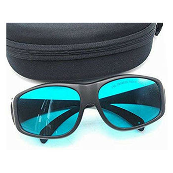 EP-2-9 190nm-380nm 600nm-760nm OD4+ CE Red Laser Safety Goggles Protective Protection Glasses 635nm 808nm laser protective goggles laser safety glasses ce certified