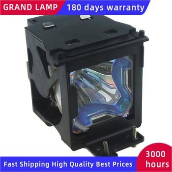Factory sale ET-LAE500 Replacement for PANASONIC PT-L500U PT-AE500 PT-L500U AE500U Projector Lamp/Bulb with housing HAPPY BATE vlt xd500lp replacement projector lamp with housing for mitsubishi xd510 xd500u ex51u xd510u sd510u wd500ust wd510 happy bate