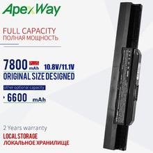 Аккумулятор 11,1 В для Asus A32 K53 K53s K53SV A43 X54H X53U K43 X53S k53ta K53U A53S X84S A53 A53E X44 X43 K53J X84 A43