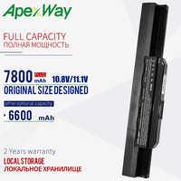 11.1v Batterie Pour Asus A32-K53 A41-K53 K53s K53SV A43 X54H X53U K43 X53S k53ta K53U A53S X84S A53 A53E X44 X43 K53J X84 A43