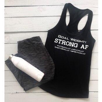 Strong AF Tank Top