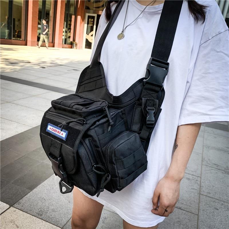 Поясная сумка, повседневная, функциональная, модная, мужская, водонепроницаемая, поясная сумка, женский пояс, сумка-кошелек, мужской, для