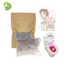 цена на 5packs Chinese natural herbal Vaginal Detox Organic Yoni Steaming Feminine Hygiene vaginal steam Herbs blend Cleansing Kit