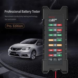 Image 5 - EDIAG BM420 Batterie Tester 12 ~ 24V Zigarette leichter Version Auto Digitale 6 LED Licht Lichtmaschine Auto Batterie Analyzer