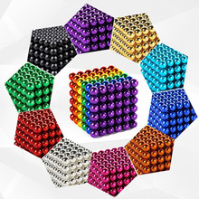 Magnetic Ball Toys Metal DIY Magnet Balls Build Toys Relieve Stress Puzzle Build Toys Magnetic Building Block Puzzle