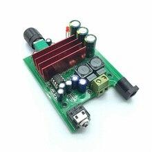 Power Amplifier Board TPA3116D2 100W Subwoofer Digital Amplifier Board NE5532 OPAMP 8-25V Audio Module 1 pcs 100 w mono digital power amplifier board tpa3116d2 digital audio amplifier board 12 26 v