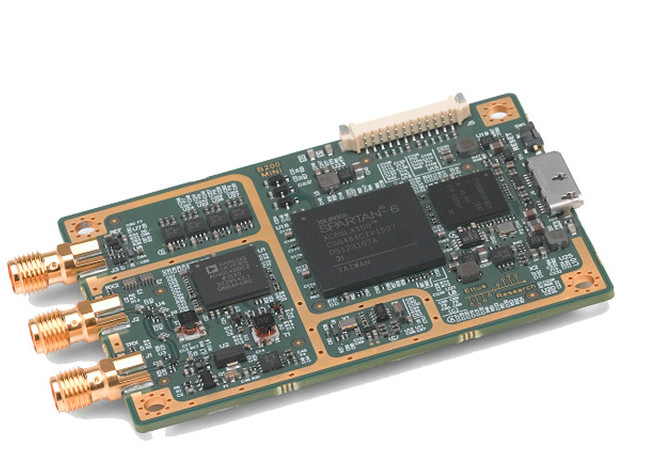USRP B200MINI Universal Software Radio Development Board