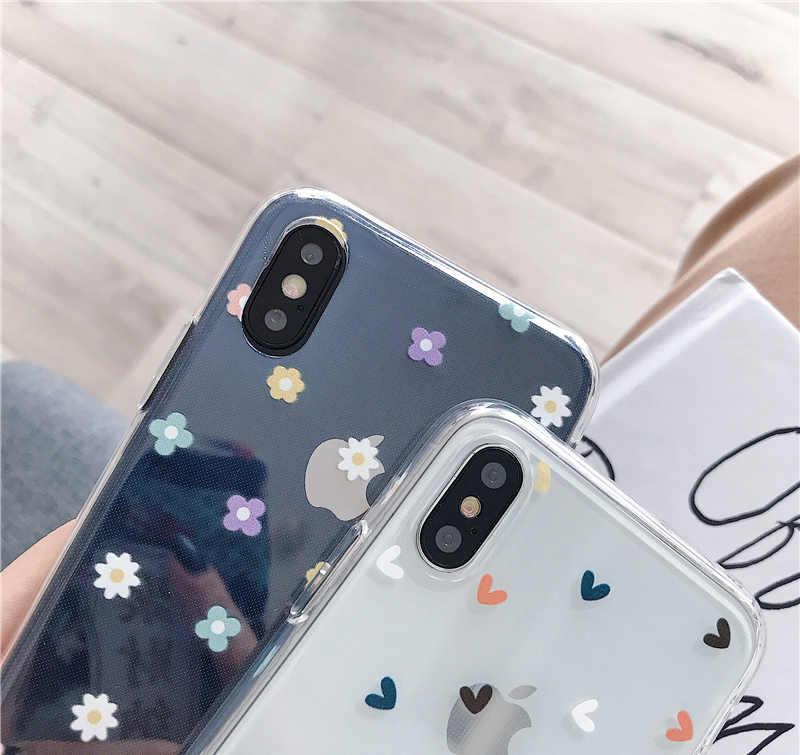 De luxe En Silicone étui pour iphone 6 7 6S 8 Plus 5S SE X XS MAX XR 11 Pro Bonbons Couples Téléphone étui pour iphone 11 Pro Max Affaire Fille