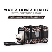 EDENPETZ Dog Carrier Transport Bag Cats Handbag Foldable Travel Pet Bag Puppy Carrying Mesh Shoulder Pet Bags EFCAT недорого