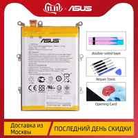 Originale 3000mAh Batteria per ASUS ZenFone 2 ZE550ML ZE551ML C11P1424 Z00AD Z00ADB Z00A Z008D Batteria Del Telefono con Strumenti Gratuiti