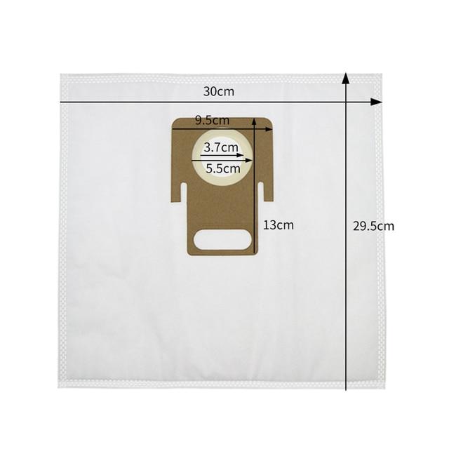 5PCS Cleanfairy staubsauger taschen kompatibel mit Thomas Anti Allergie Aqua THOMAS PET & FAMILIE Aqua Thomas Pantner