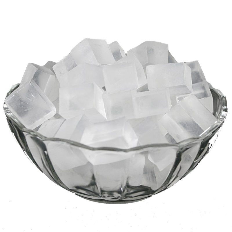 100 Grams Transparent White Soap Base DIY Handmade Soap Raw Material Soap DIY Making Craft Making Soap Gift