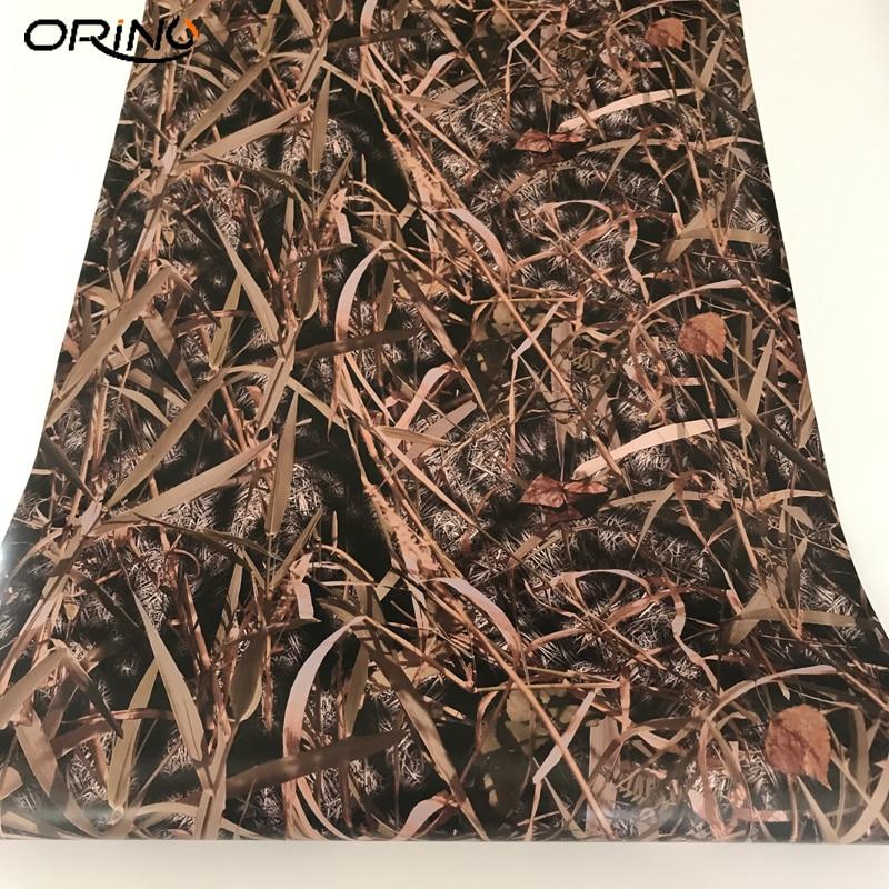 Shadow Grass Vinyl Wrap Sticker-3