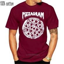 Maglietta Luna Cult Pizzagram Pentagram Star Occult Satanic Kill Gothic Emo maglietta stampata personalizzata