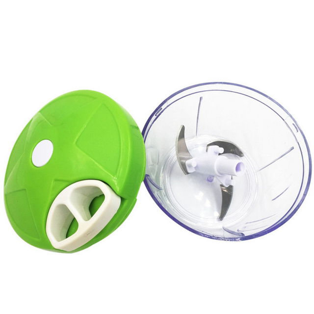 1pc Home Dining Bar Fruit Vegetable Tools Kitchen Gadgets Cutters Hand-operated Meat Vegetable Grinders Hand-held Veggie Chopper