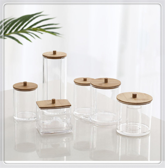 קופסאות אחסון למוצרי איפור וטיפוח בגדלים שונים 21