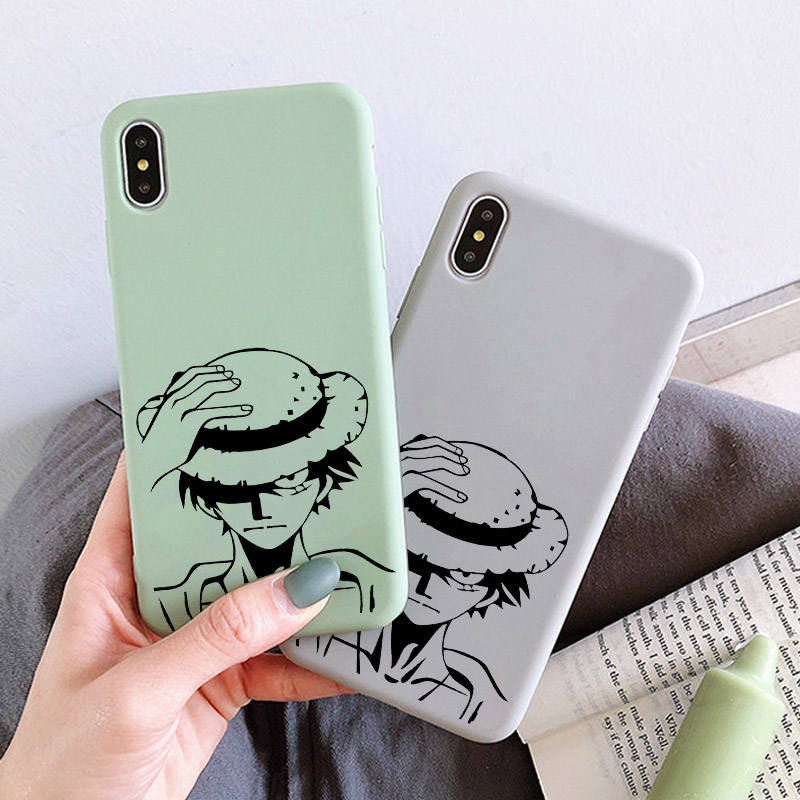 One Piece Japan Anime Luffy Case for Huawei P30 P20 P10 Pro Lite Plus Silicone Phone Cover Soft Coque