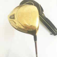 Golf driverMaruman Majesty Prestigio 9 gold driver clubs 9.5 or 10.5 loft Golf Clubs driver with Graphite Golf shaft