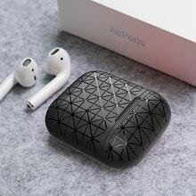 Housse en Silicone souple pour Apple Airpods étui pour écouteurs boîte daccessoires Anti chute sans fil Bluetooth sac TPU pour étui Airpods