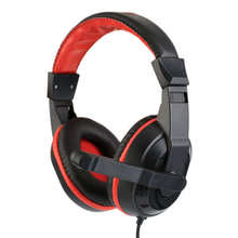 3.5Mm Top Quality Adjustable Game Gaming Headphones Stereo Type Noise-Canceling Computer Pc Gamers Headset With Microphones(China)