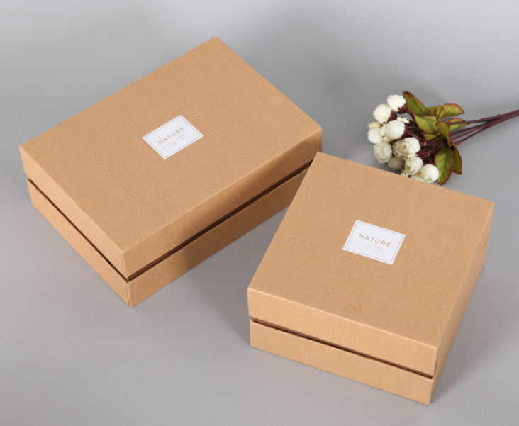 Gift-Box Custom with Silk Magnetic Foldable Ribbon-Cp1187 Luxury