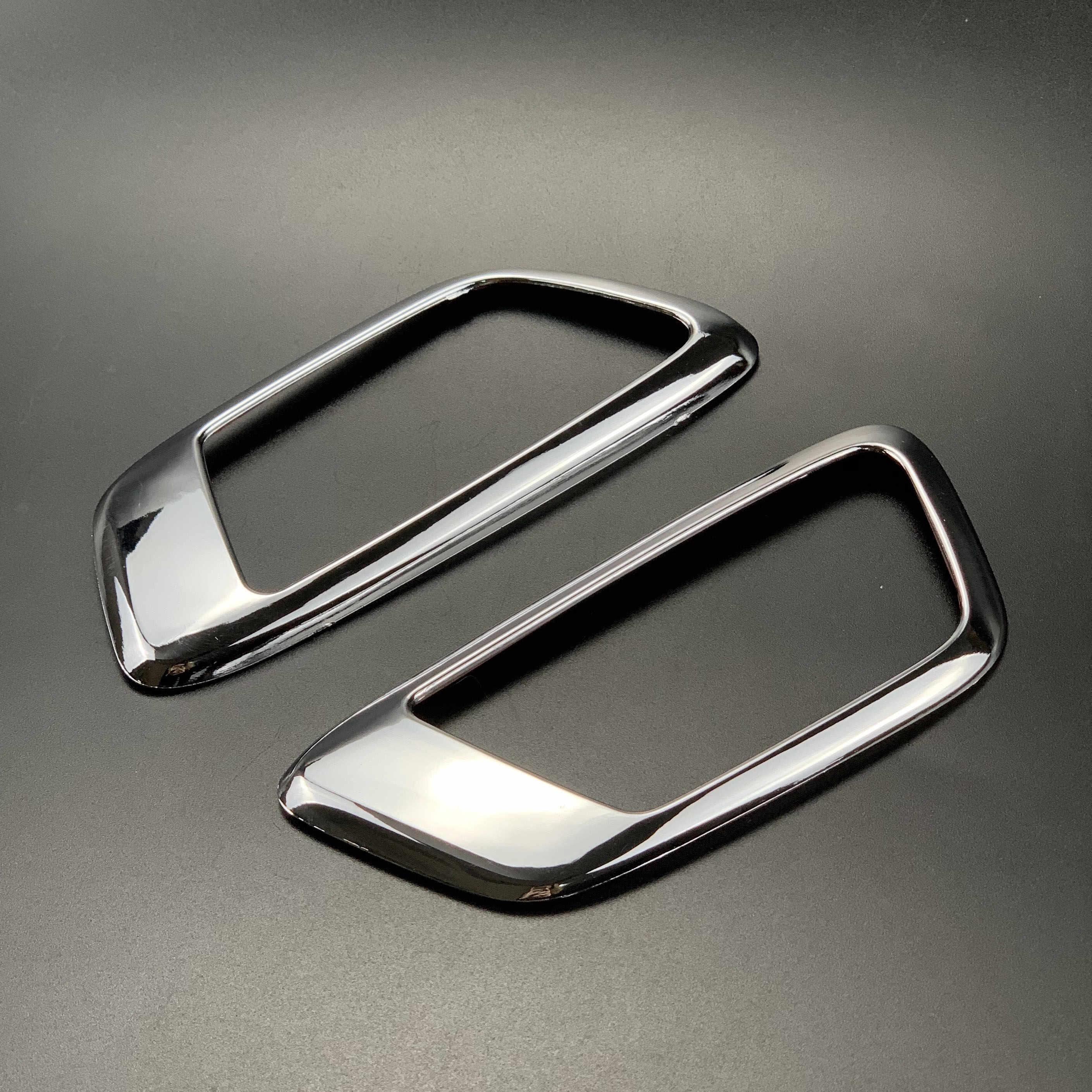 XLTWKK Couvercle de poign/ée de Porte de Bol de poign/ée de Porte en Chrome ABS pour Hyundai ix35 2010-2015