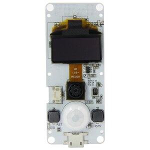 Image 2 - LILYGO® TTGO T Camera ESP32 WROVER & PSRAM Camera Module ESP32 WROVER B OV2640 Camera Module 0.96 OLED