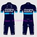 Голубая Команда novo nordisk 2019 Триатлон Bicicleta skinsuit комбинезон из лайкры на заказ для мужчин MTB Велоспорт одежда для тела костюм для велоспорта