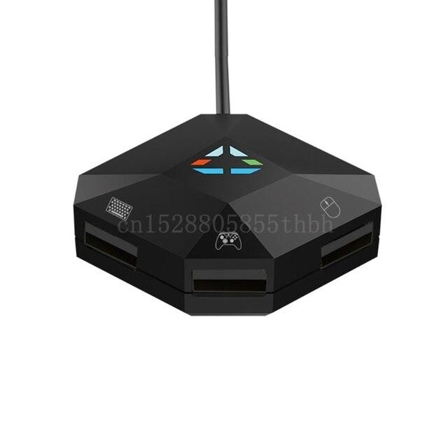 لعبة لوحة المفاتيح ماوس محول محول ل التبديل/PS4/PS3/X BOX واحد/360 وحدة التحكم
