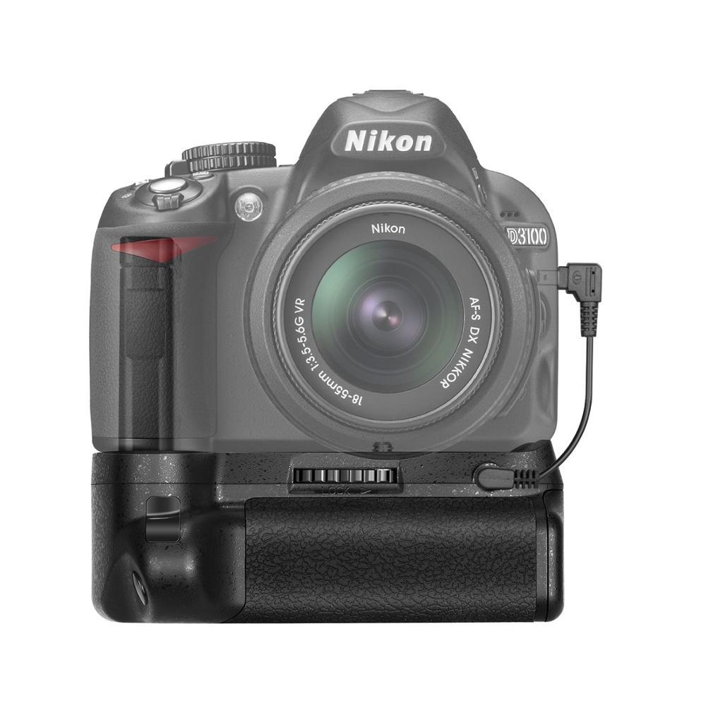 Neewer BG-2F Professional Vertical Battery Grip Holder For NIKON D3100/D3200/D3300 SLR Digital Camera EN-EL14 Battery