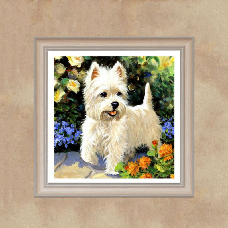 1PDiamond Painting Household Decor DIY Crystal Fashion Children 39 s Gift Hand Made Funny Animal Theme Crystal Paintings in Diamond Painting Cross Stitch from Home amp Garden
