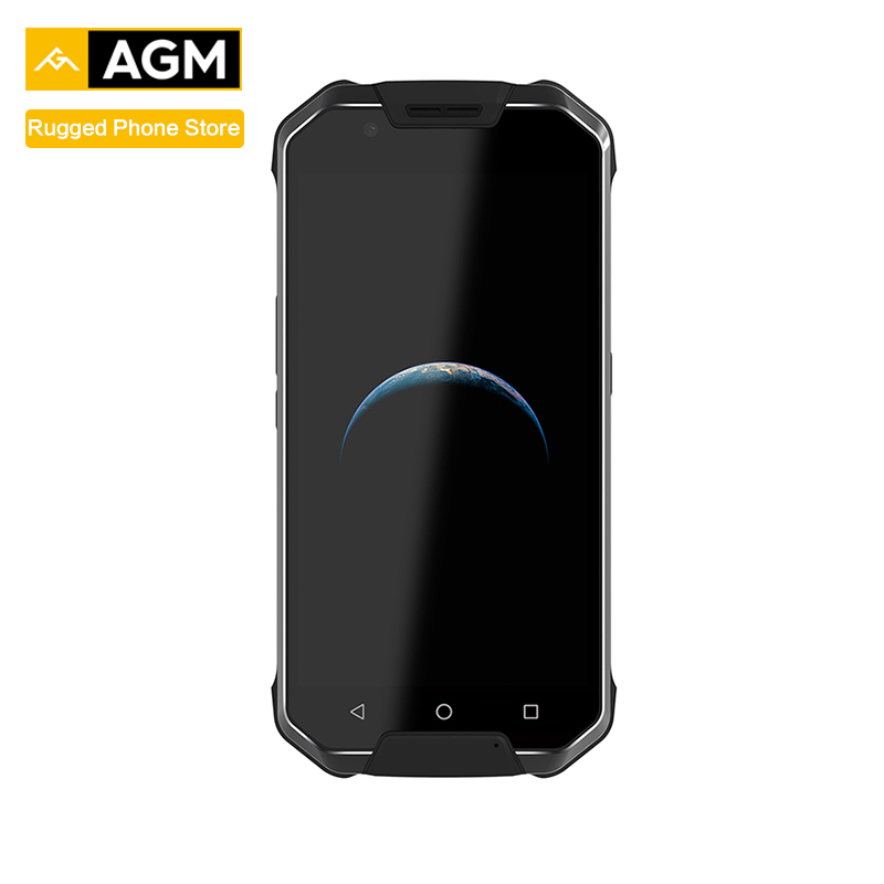 AGM X2 SE Android 7.1 Durable Smart Phone 6+128G 5.5