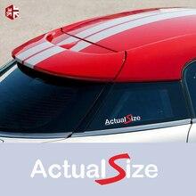 Фактические размеры S Стиль автомобильный мини оконный Стикеры хвоста тела Виниловая наклейка для MINI Cooper R50 R52 R53 R55 R56 R57 R58 R59 R60 R61 F55 F56 F60